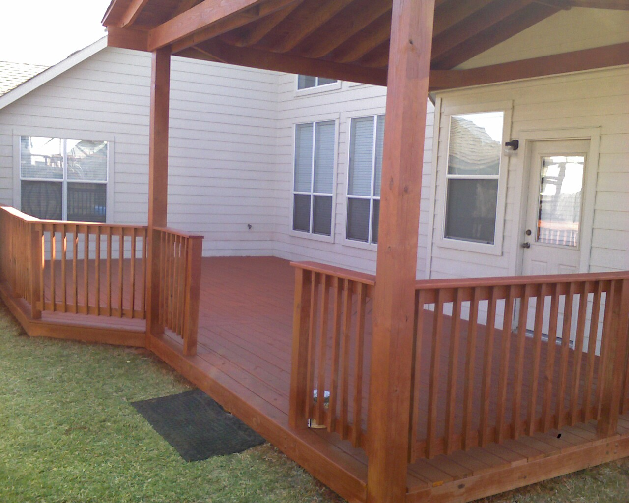 image deck and fence projects